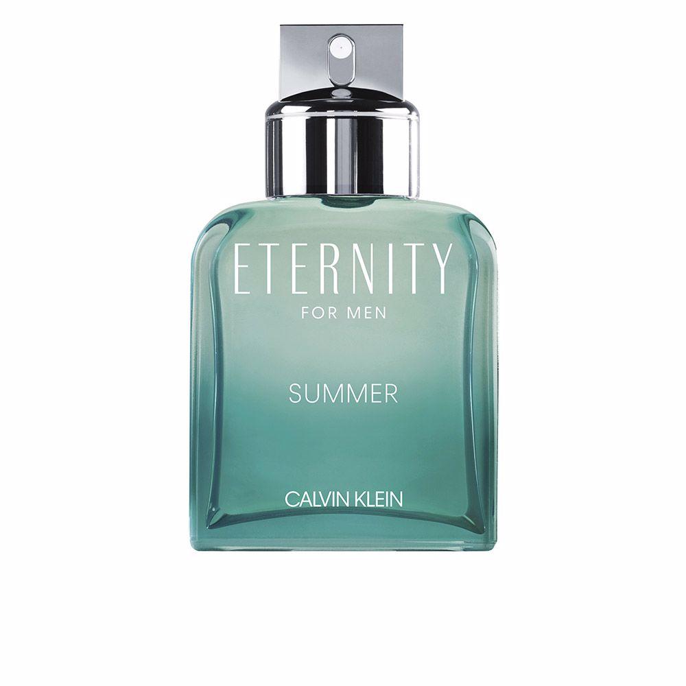 Eternity For Men Summer 2020 eau de toilette vaporizador 100 ml
