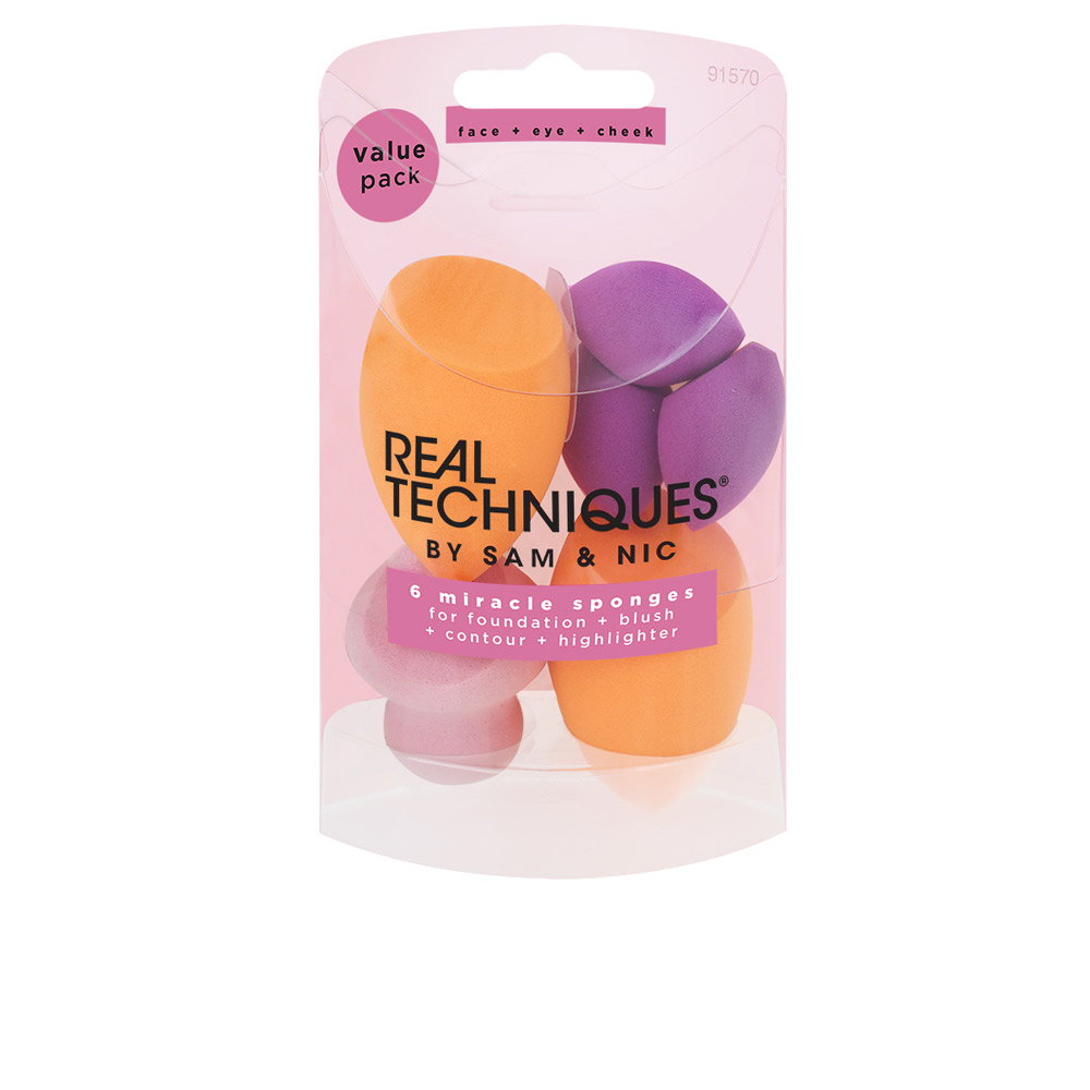 MIRACLE COMPLEXION SPONGE LOTE