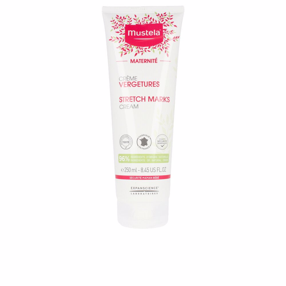 Maternite Creme Prevention Vergetures Body Care Mustela Perfumes