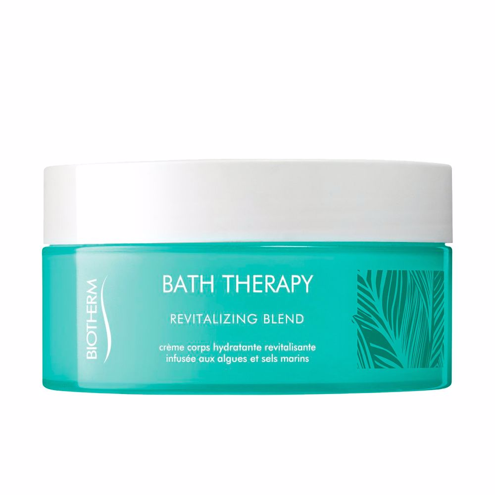 BATH THERAPY revitalizing cream