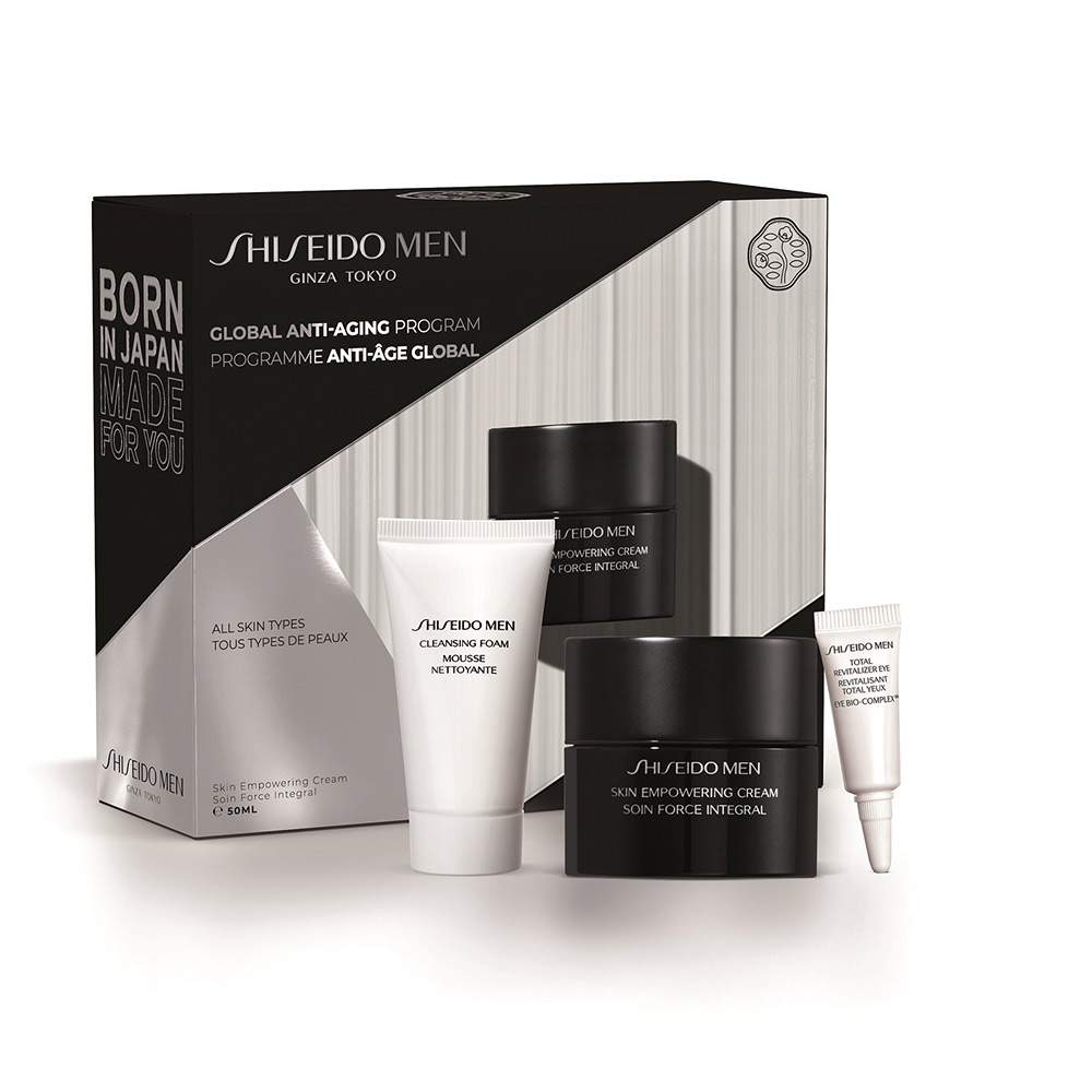 MEN SKIN EMPOWERING CREAM SET