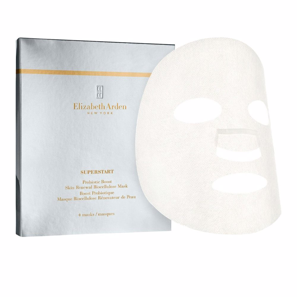 SUPERSTART probiotic boos skin renewal biocellulose mask