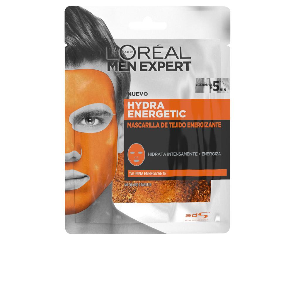 MEN EXPERT hydra energetic mascarilla facial tejido