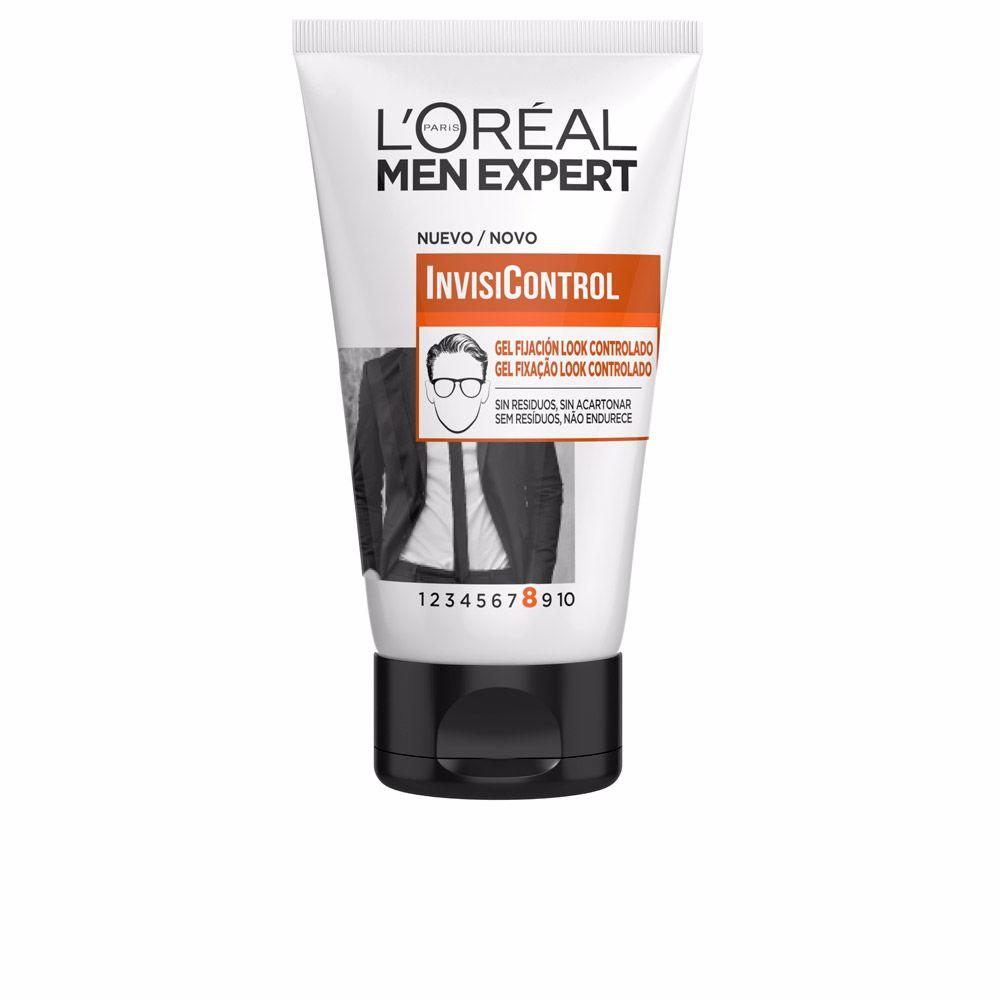 MEN EXPERT INVISICONTROL gel fijación #8