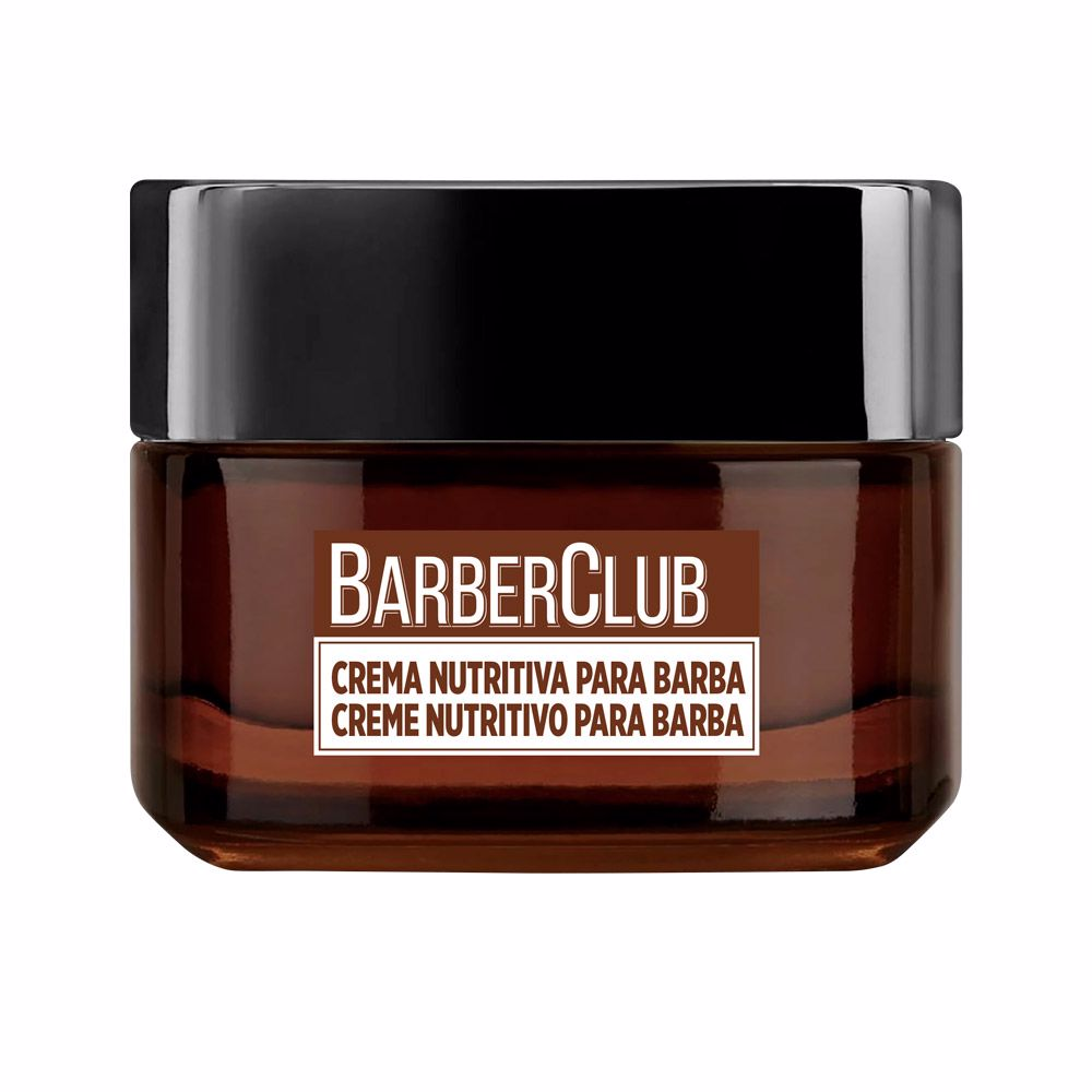 MEN EXPERT BARBER CLUB crema nutritiva barba