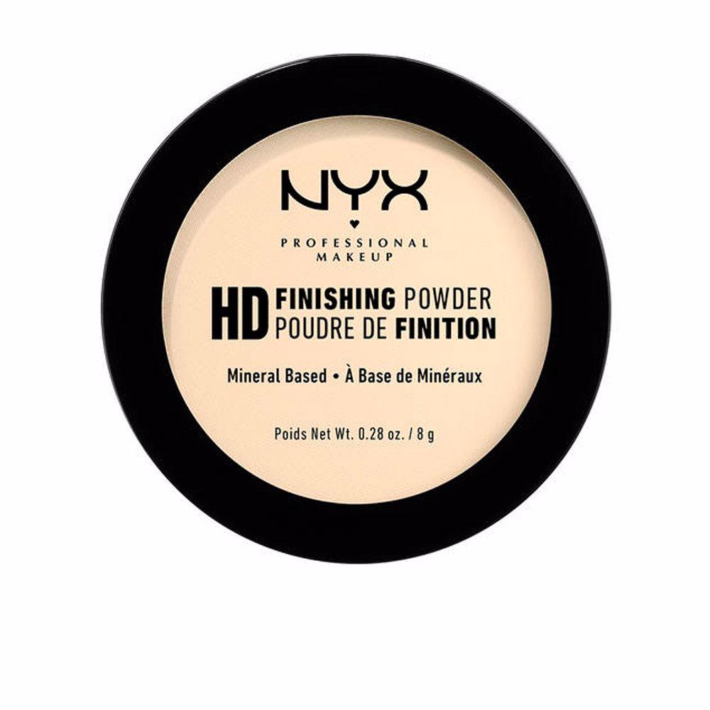 HD FINISHING POWDER mineral based