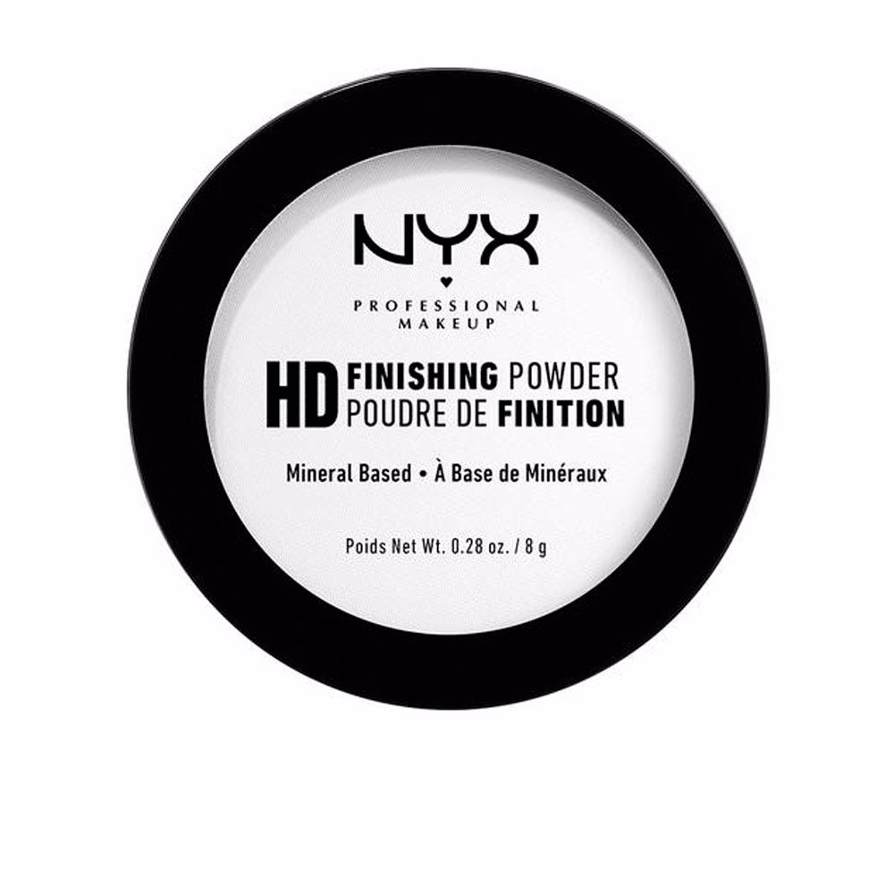 HD FINISHING POWDER mineral based