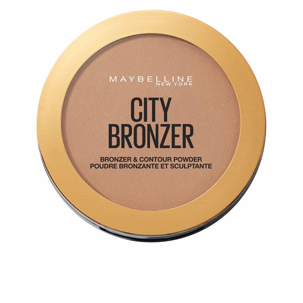 CITY BRONZER bronzer & contour powder