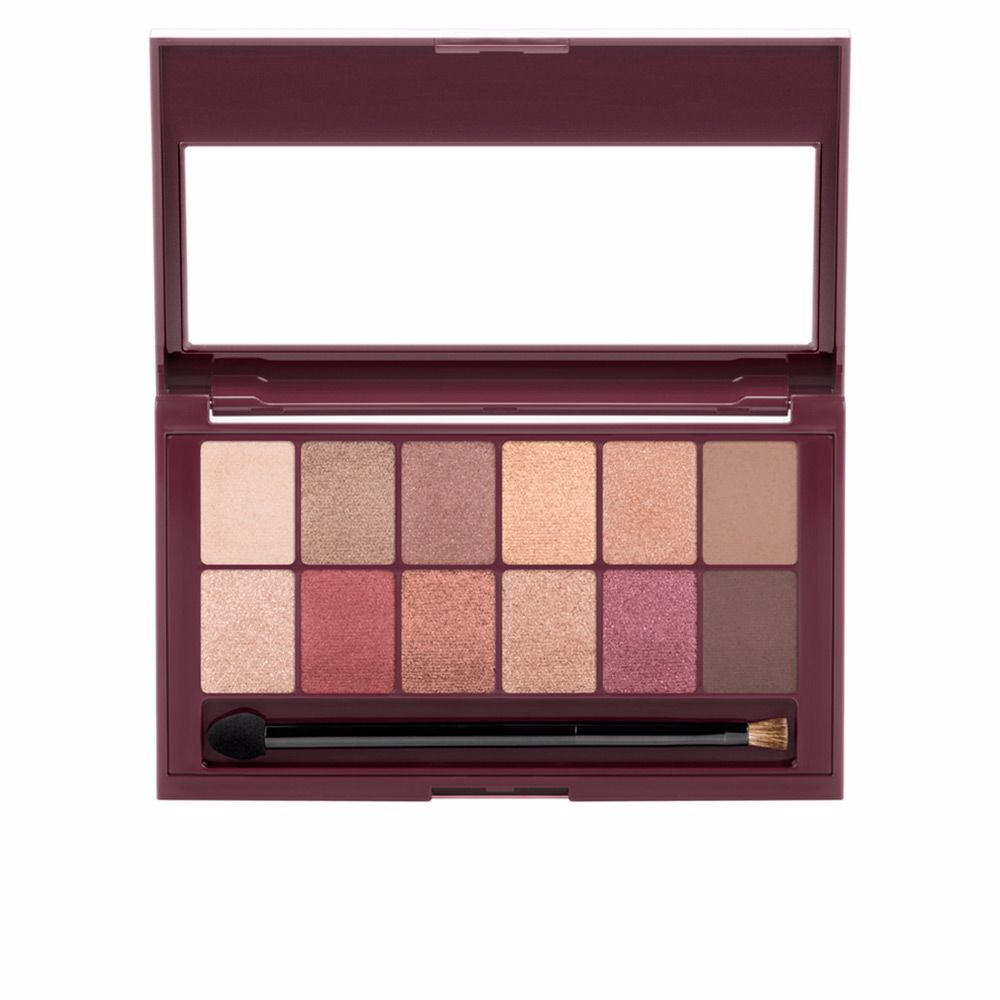 THE BURGUNDY BAR eye shadow palette
