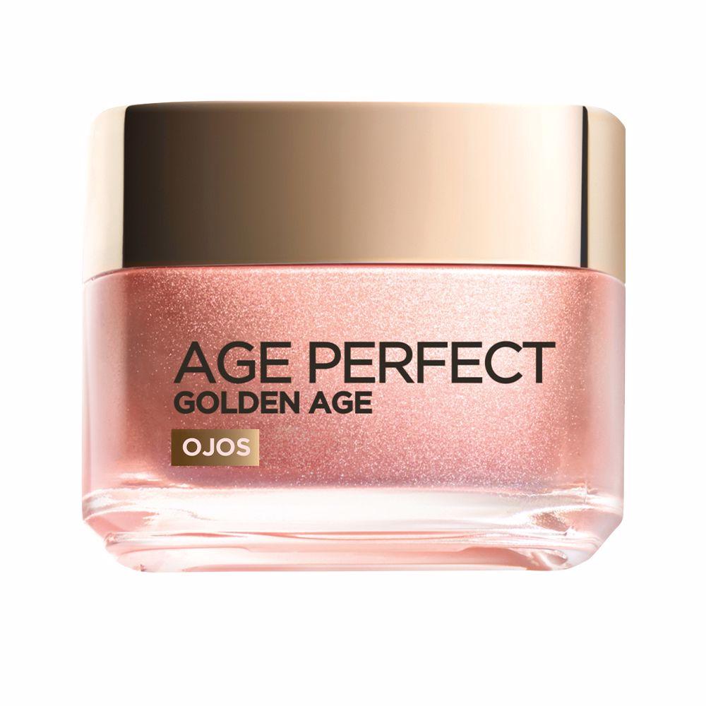 AGE PERFECT GOLDEN AGE crema rosa iluminadora ojos