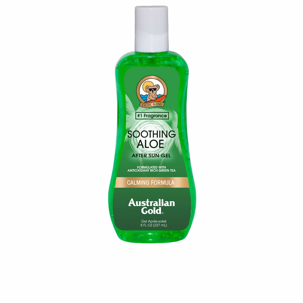 SHOOTHING ALOE after sun gel