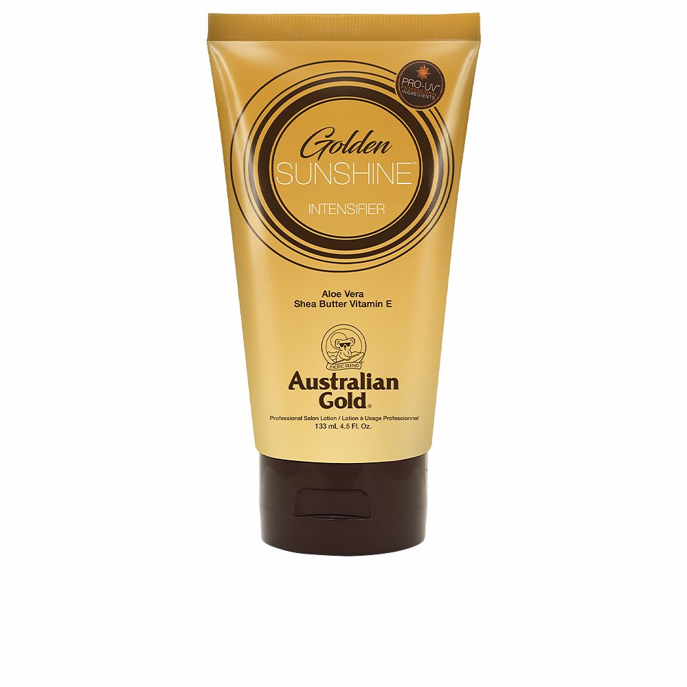 SUNSHINE GOLDEN intensifier professional lotion