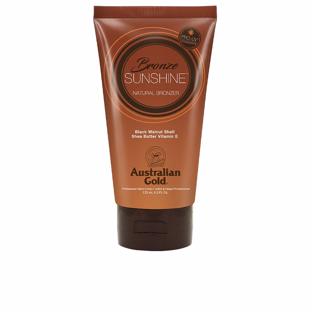 SUNSHINE BRONZE natural bronzer professional lotion