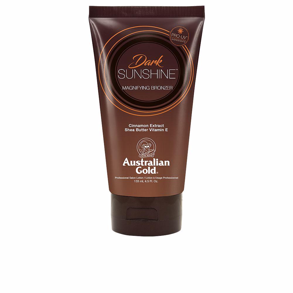 SUNSHINE DARK magnifying bronzer professional lotion