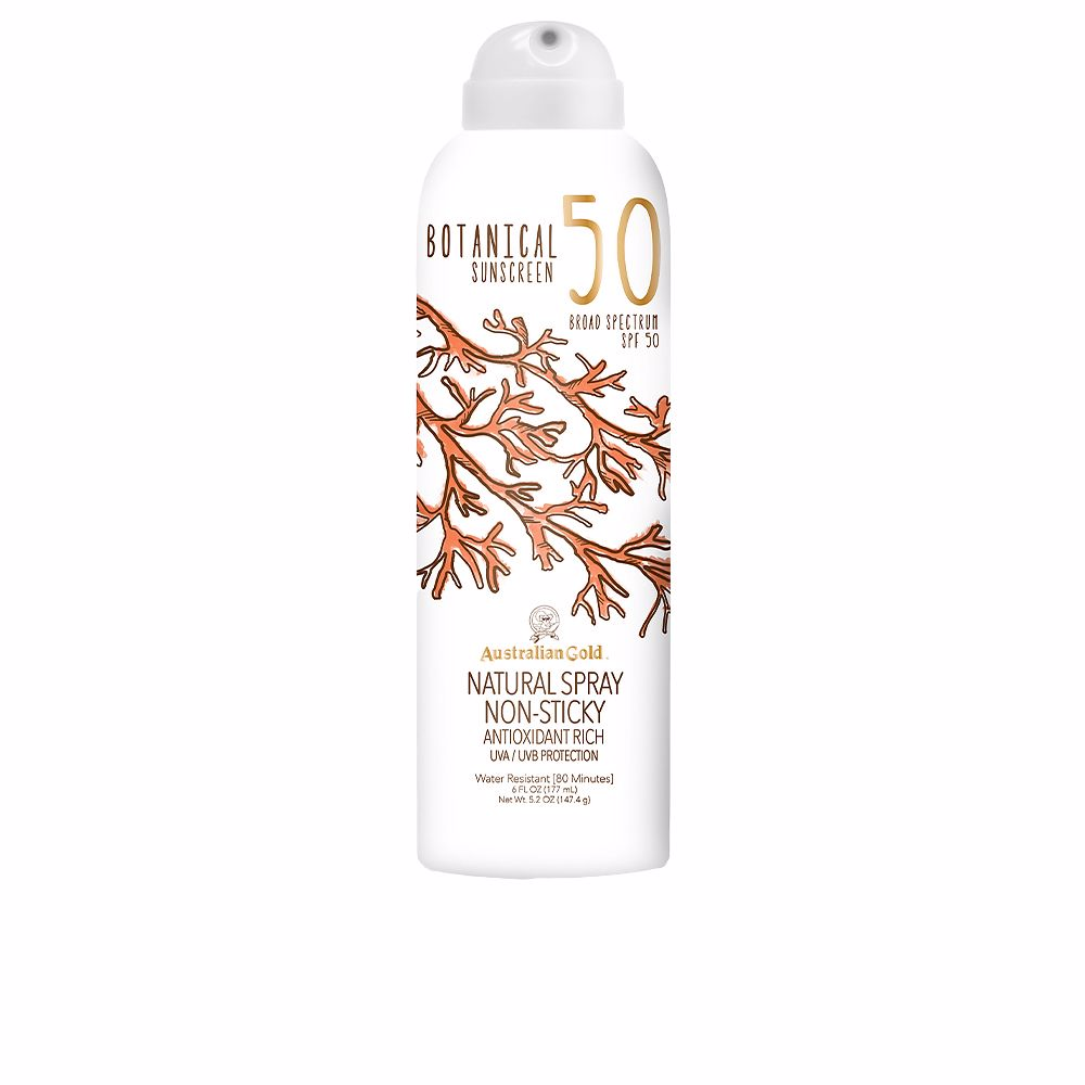 BOTANICAL SPF50 natural spray