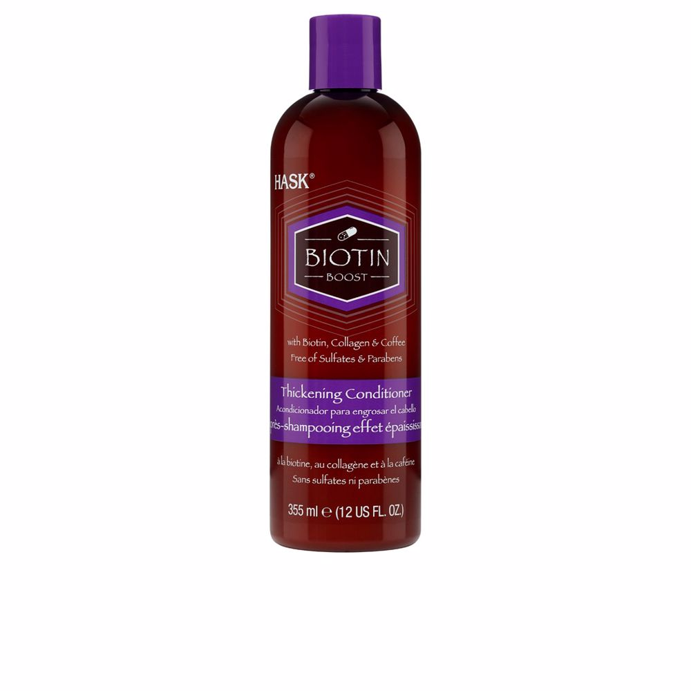 BIOTIN BOOST thickening conditioner