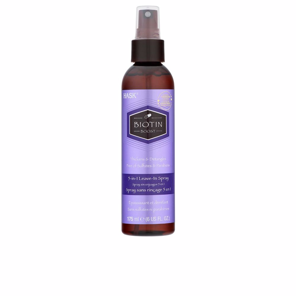 BIOTIN BOOST 5 in 1 leave-in-spray