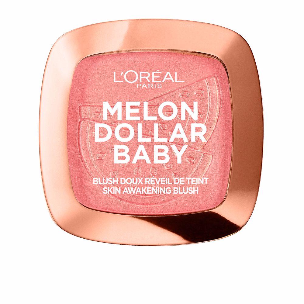 MELON DOLLAR BABY skin awakening blush