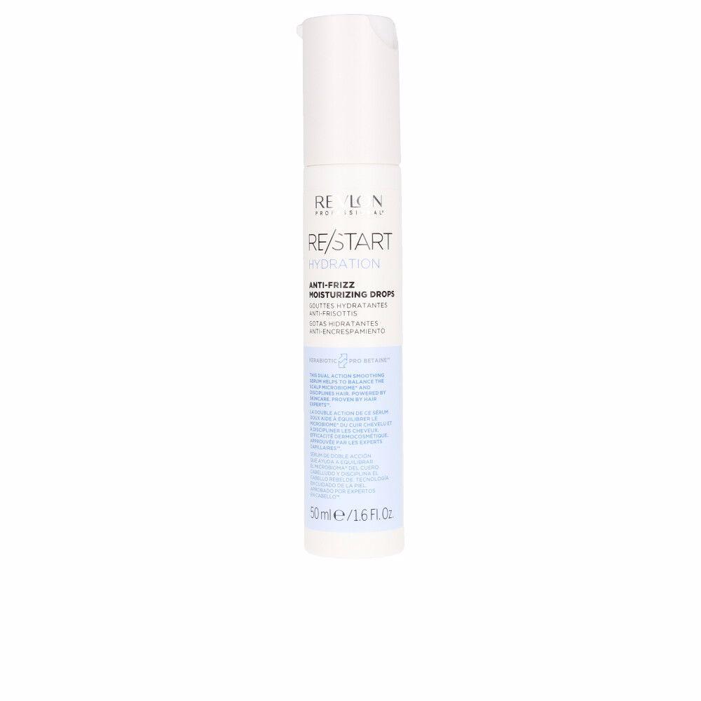 RE-START hydration anti-frizz moisturizing drops