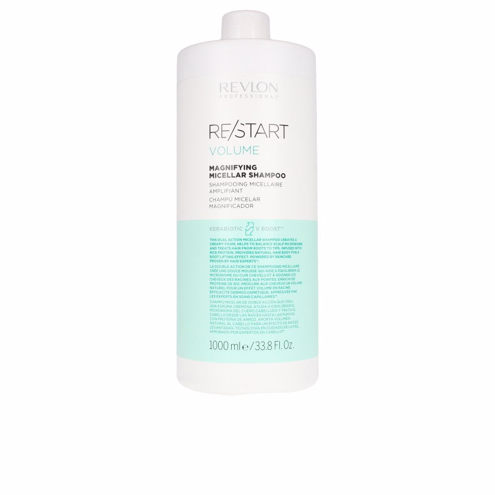 RE-START volume magnifying shampoo