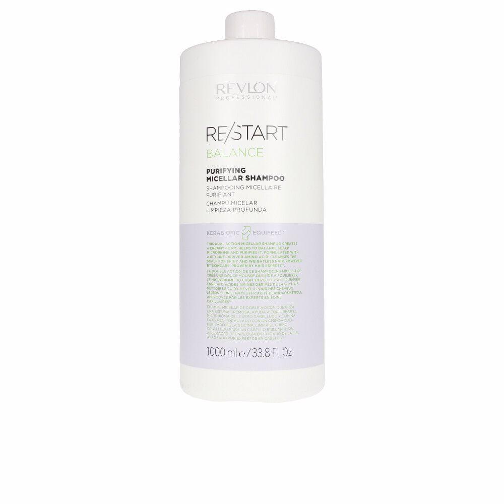 RE-START balance purifying shampoo