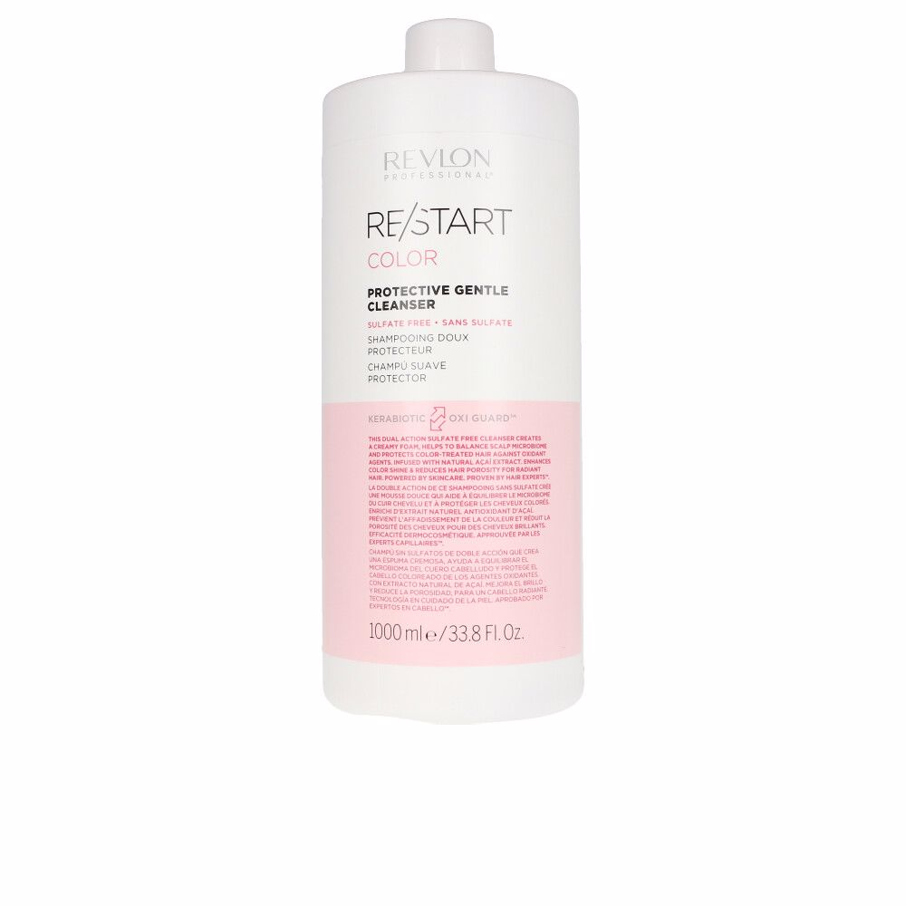 RE-START color protective gentle cleanser