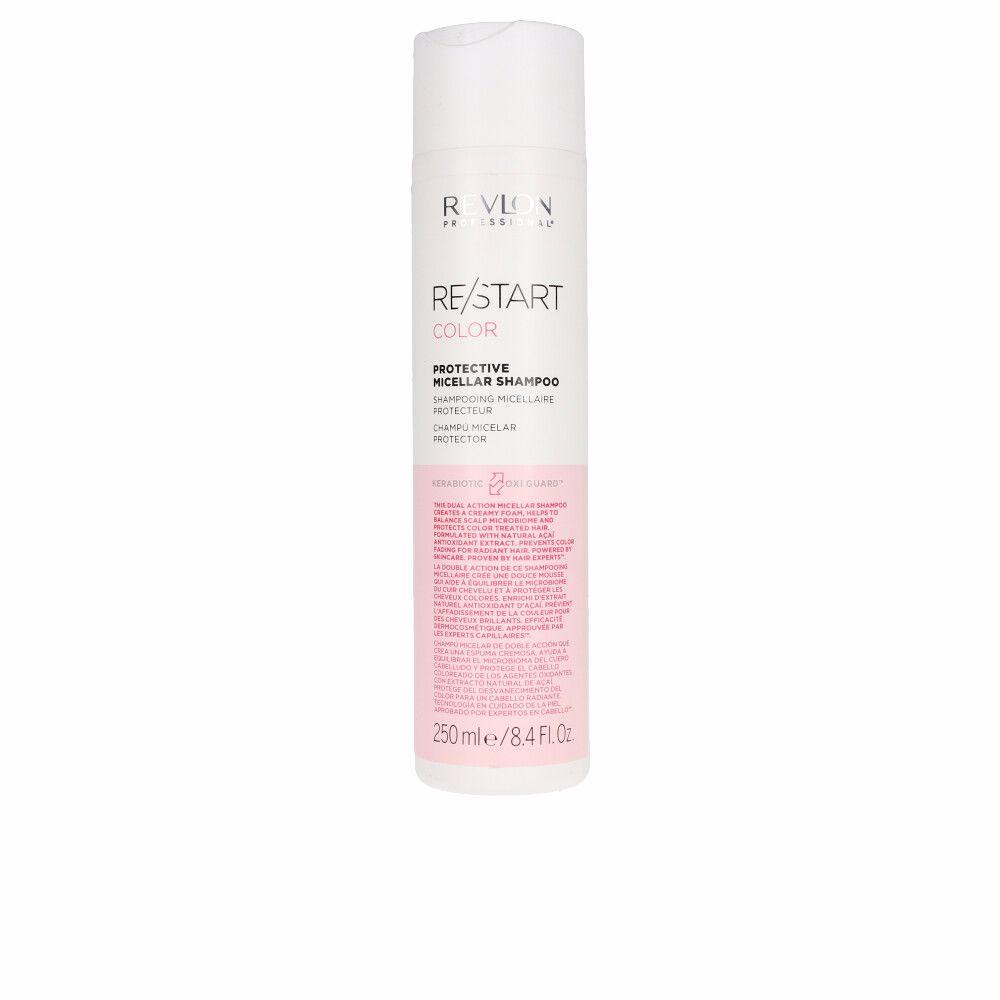 RE-START color protective micellar shampoo