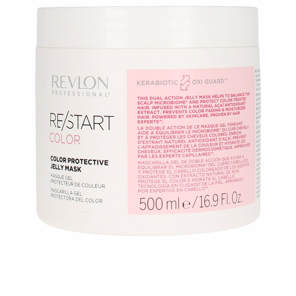 RE-START color protective jelly mask