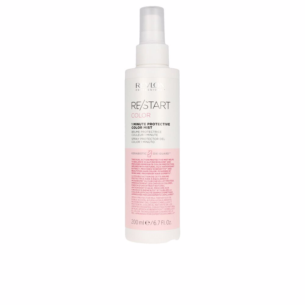 RE-START color protective mist