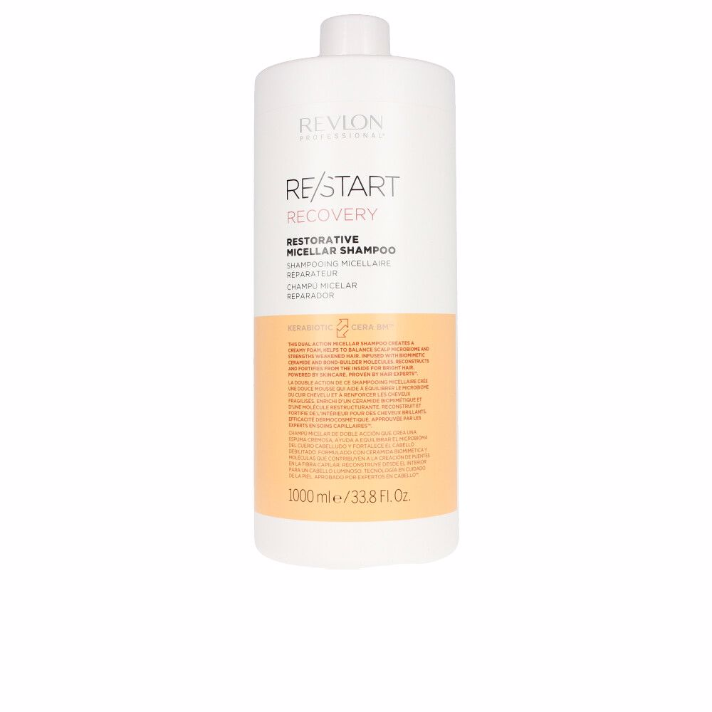 RE-START recovery restorative micellar shampoo