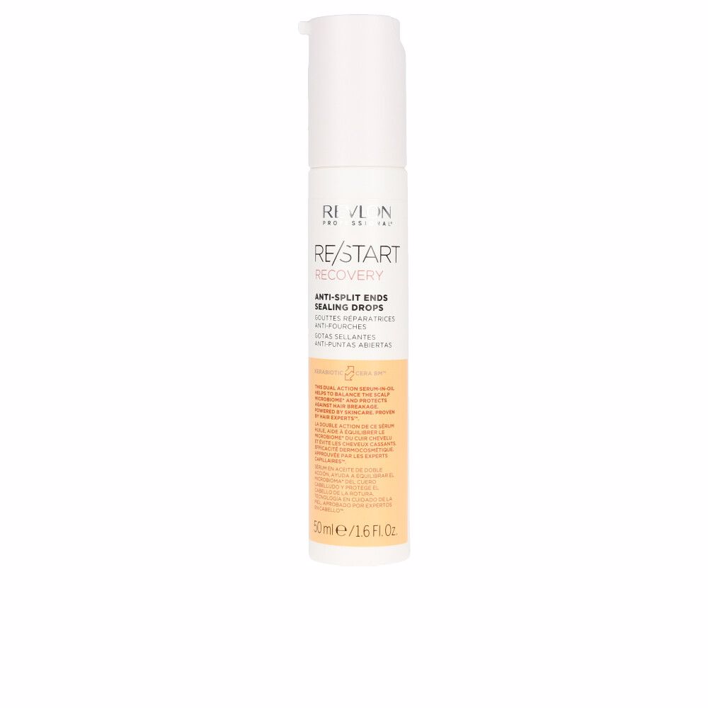 RE-START recovery anti-split ends sealing drops