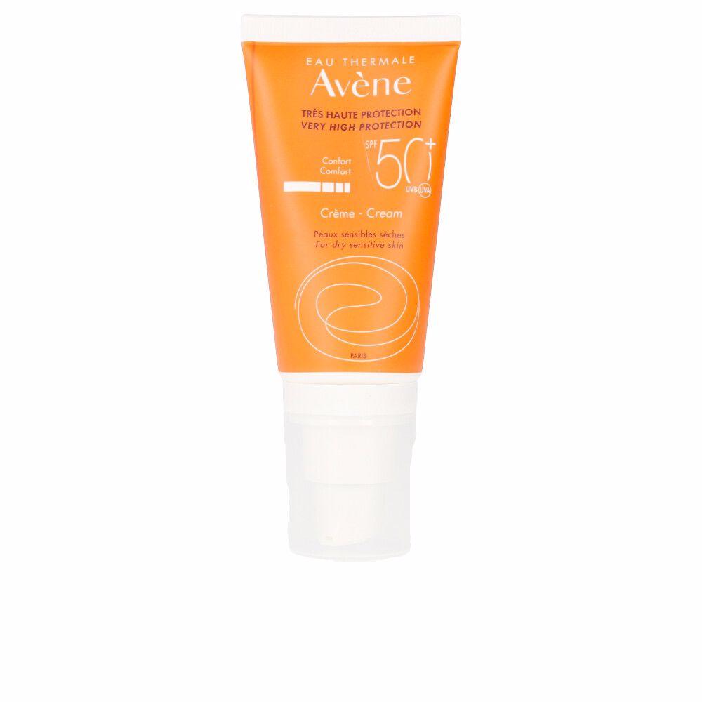 SOLAIRE HAUTE PROTECTION crème SPF50+