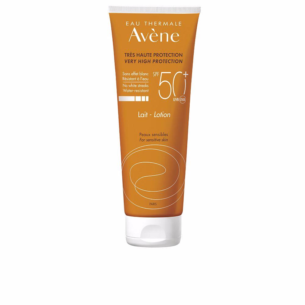 SOLAIRE HAUTE PROTECTION lait SPF50+