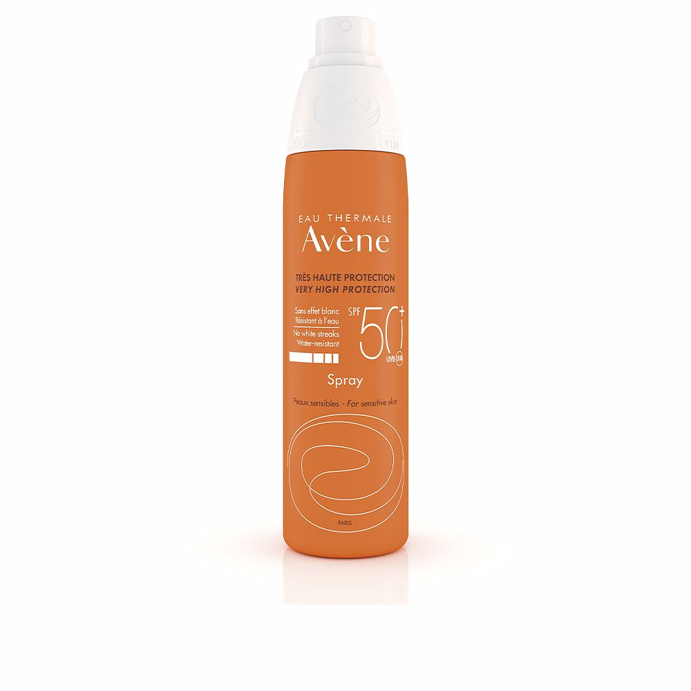 SOLAIRE HAUTE PROTECTION spray SPF50+