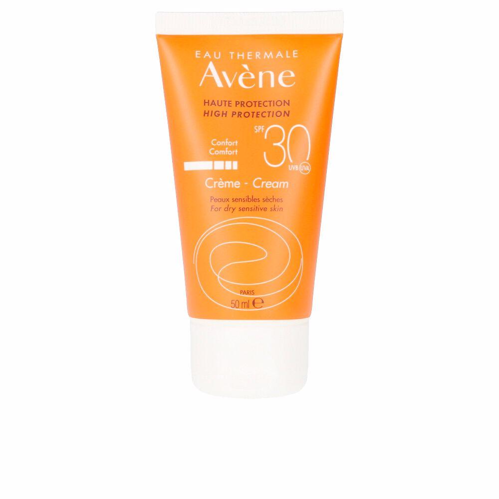 SOLAIRE HAUTE PROTECTION crème SPF30