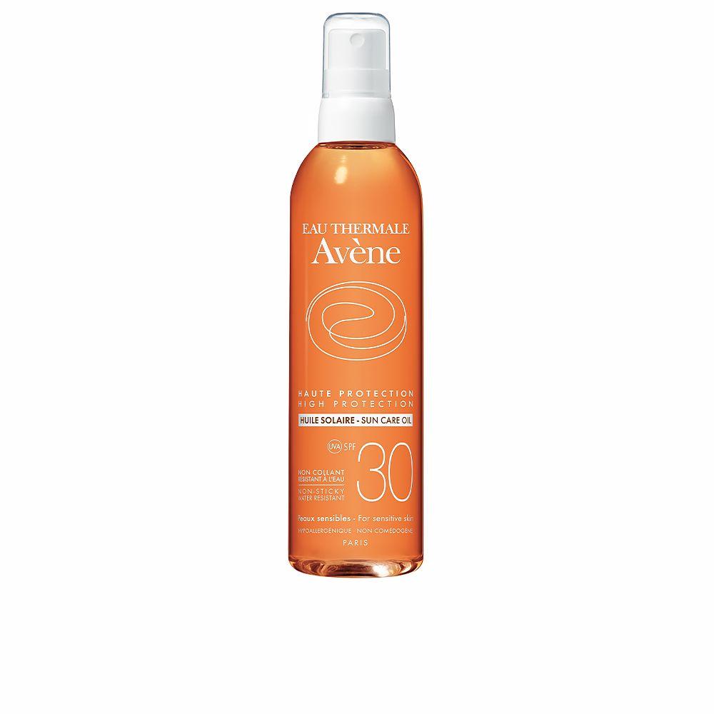 SOLAIRE HAUTE PROTECTION huile SPF30