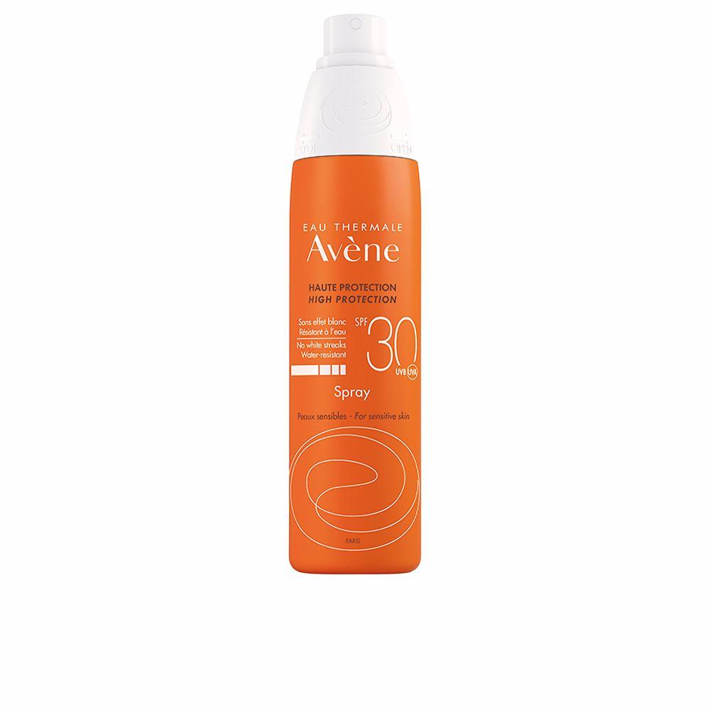 SOLAIRE HAUTE PROTECTION spray SPF30