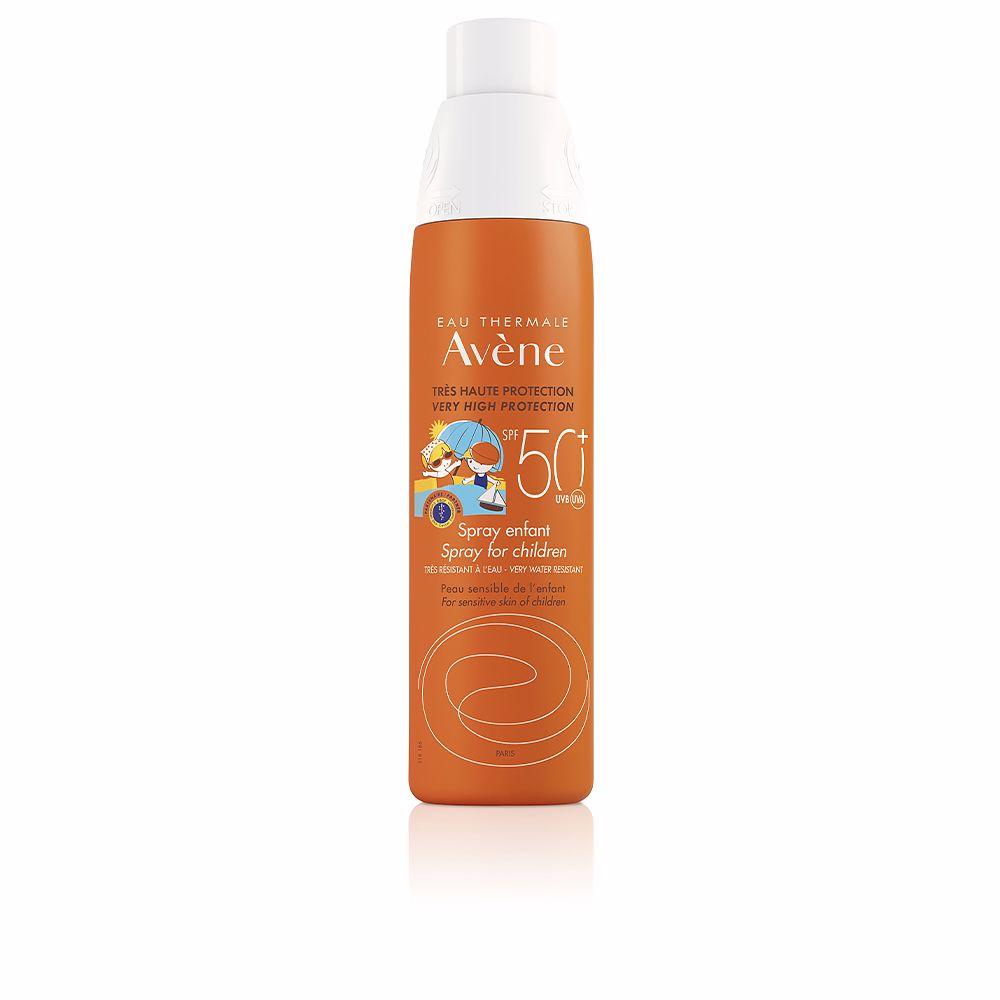 SOLAIRE HAUTE PROTECTION spray enfant SPF50+