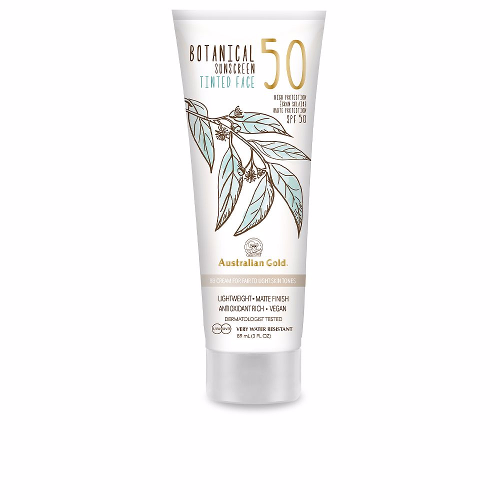 BOTANICAL SPF50 tinted face