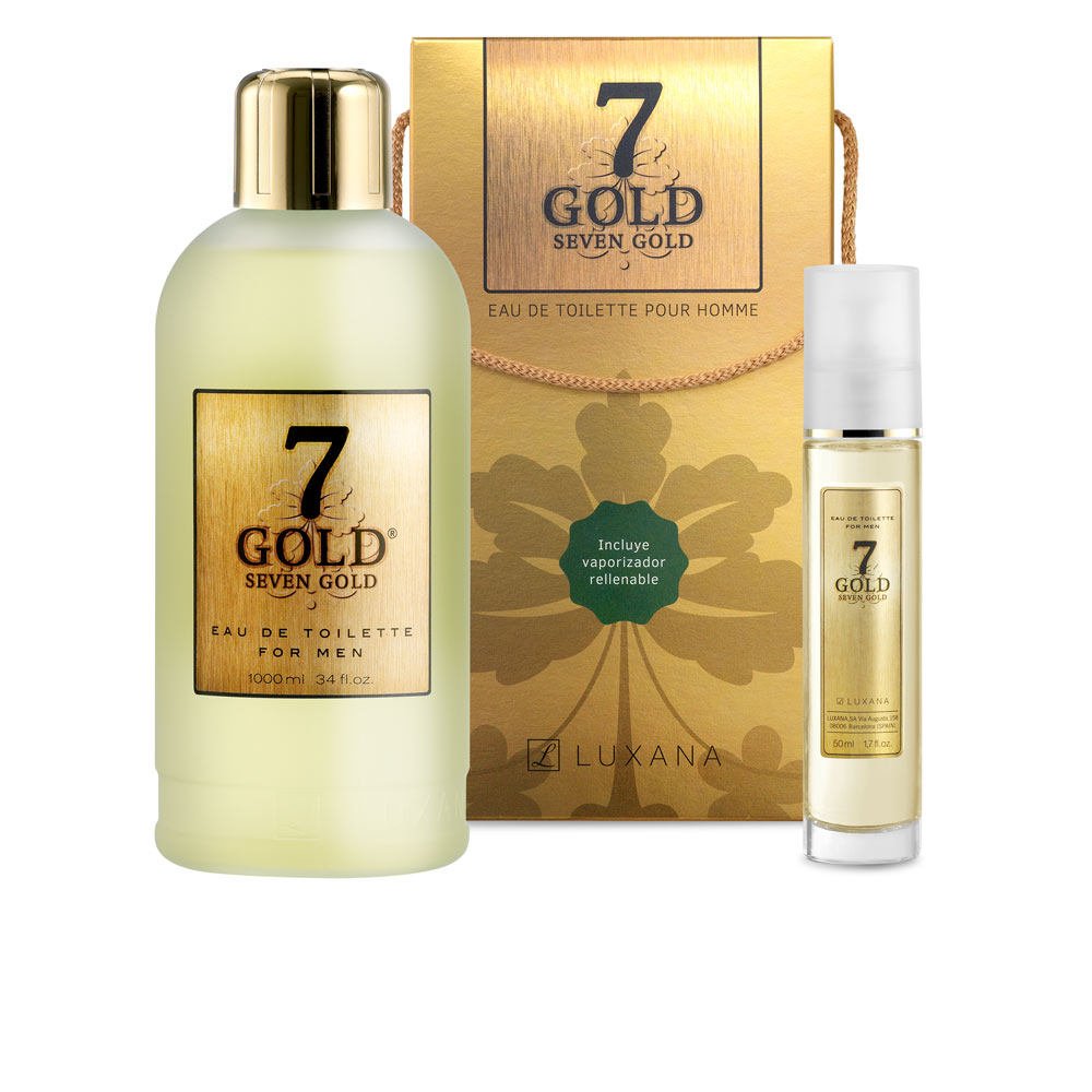 SEVEN GOLD LOTE