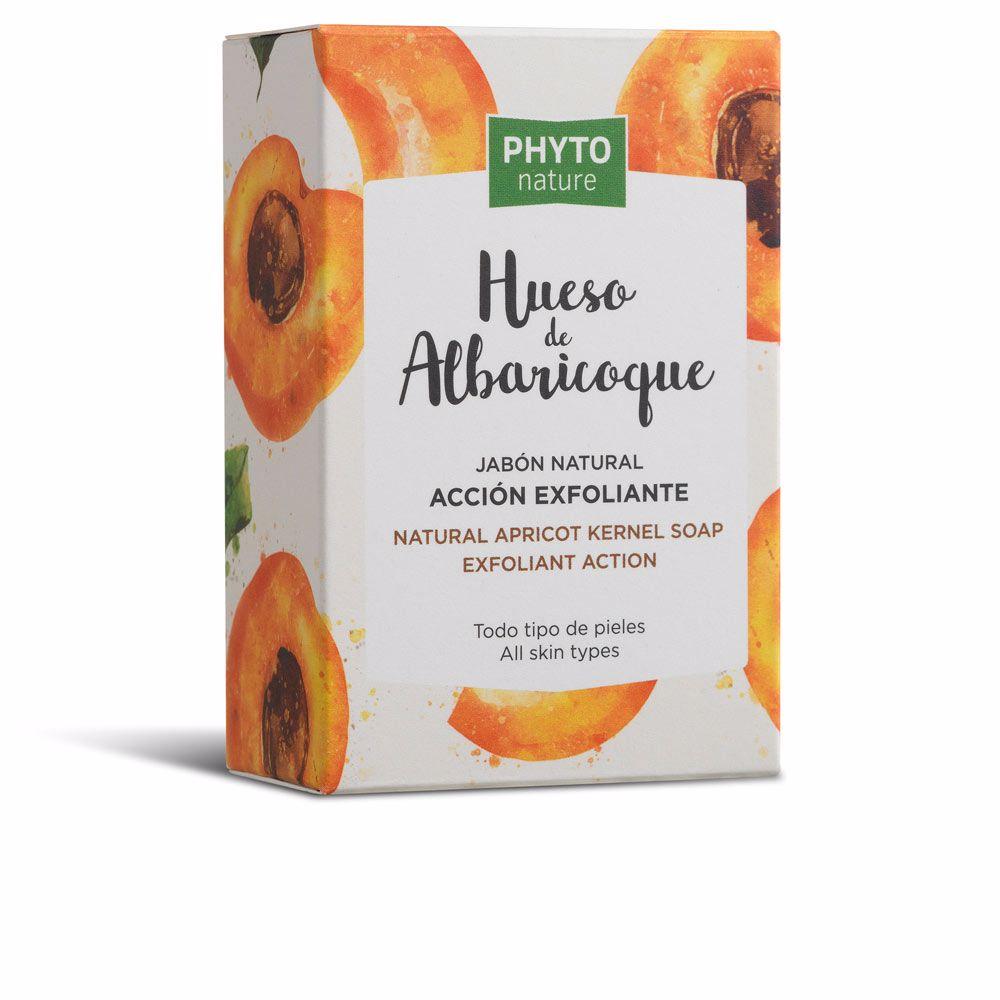PHYTO NATURE pastilla jabón hueso albaricoque