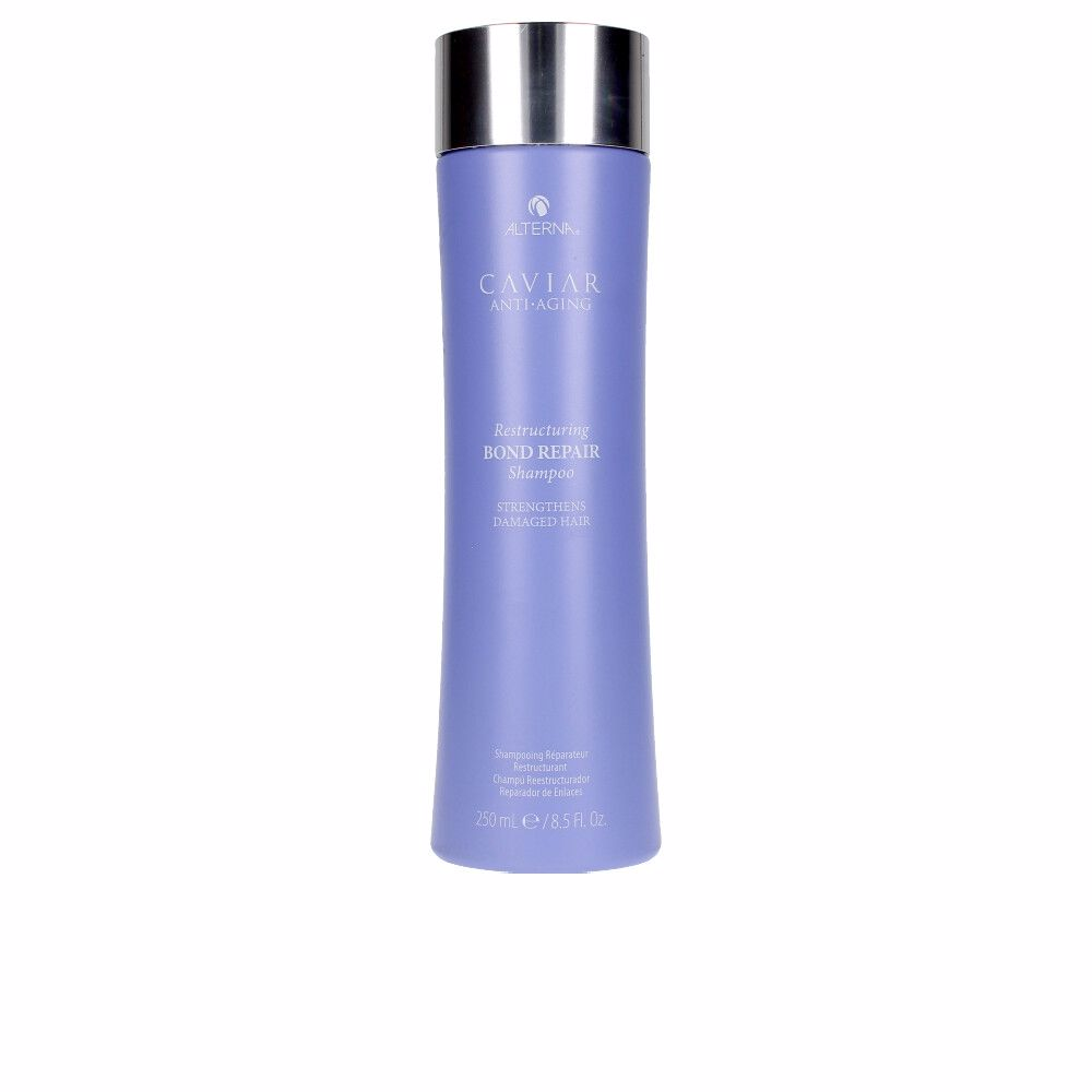 CAVIAR RESTRUCTURING BOND repair shampoo back bar