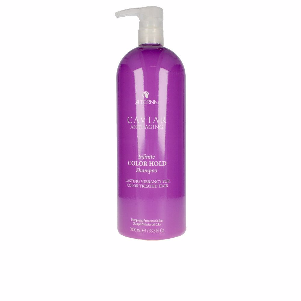 CAVIAR INFINITE COLOR HOLD shampoo back bar