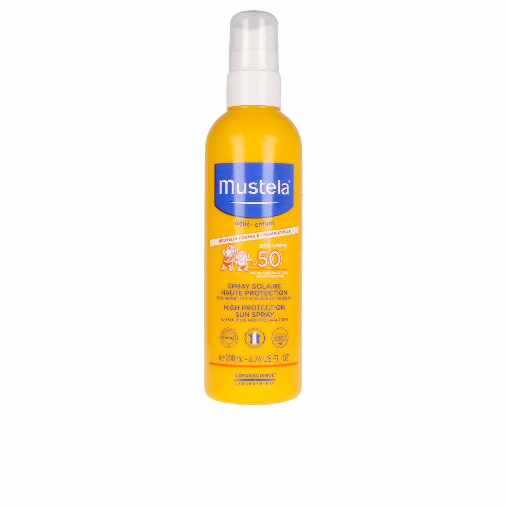 BÉBÉ SOL lait solaire IP50+ spray