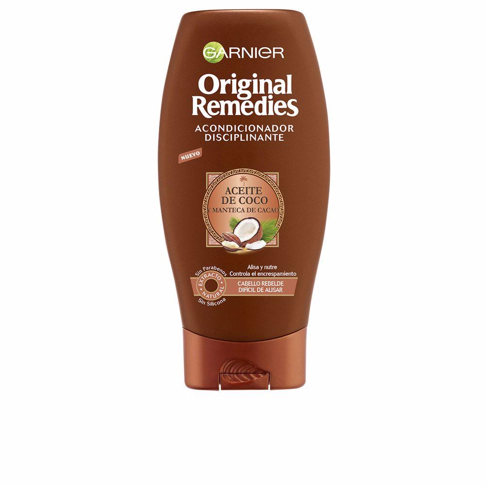 ORIGINAL REMEDIES acondicionador aceite coco y cacao