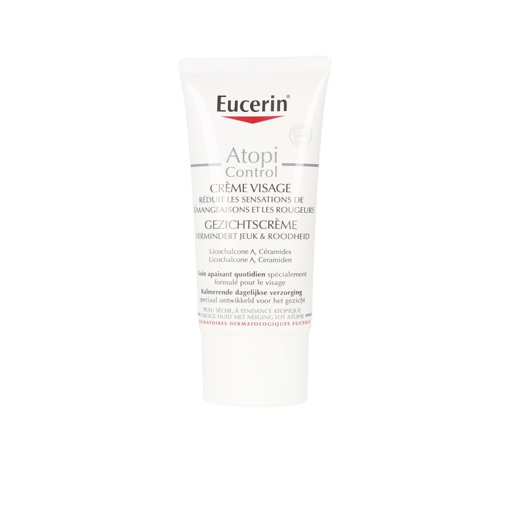 ATOPICONTROL crema facial calmante 12% omega