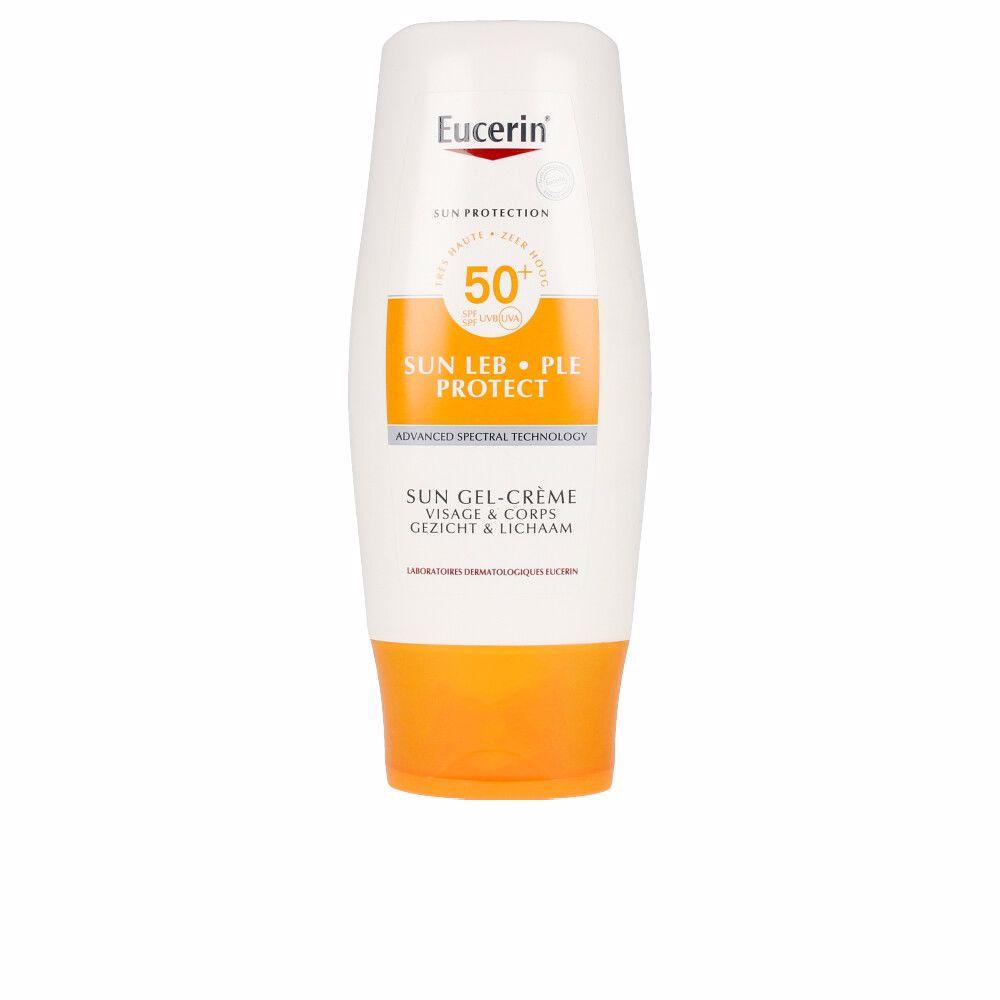 SUN LEB-PLE PROTECT gel crema SPF50+