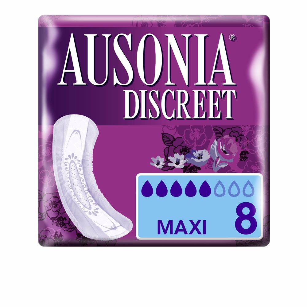 DISCREET compresas incontinencia maxi