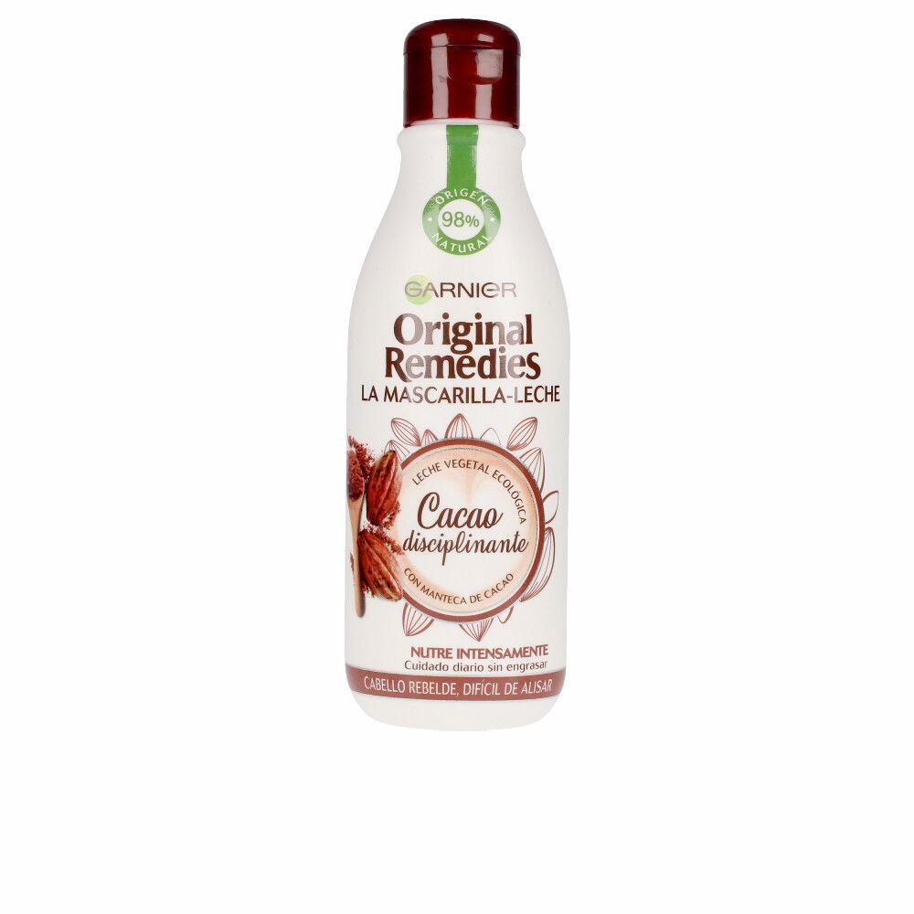 ORIGINAL REMEDIES mascarilla leche cacao