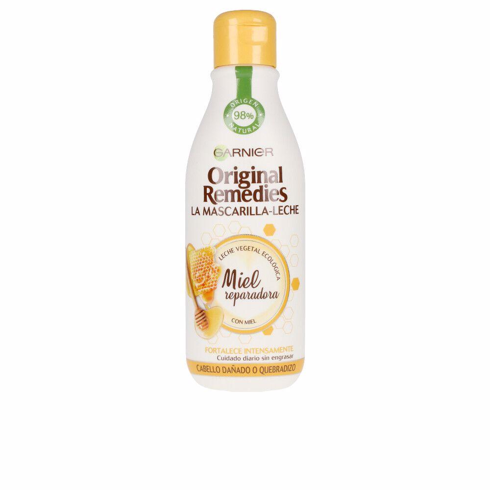 ORIGINAL REMEDIES mascarilla leche miel